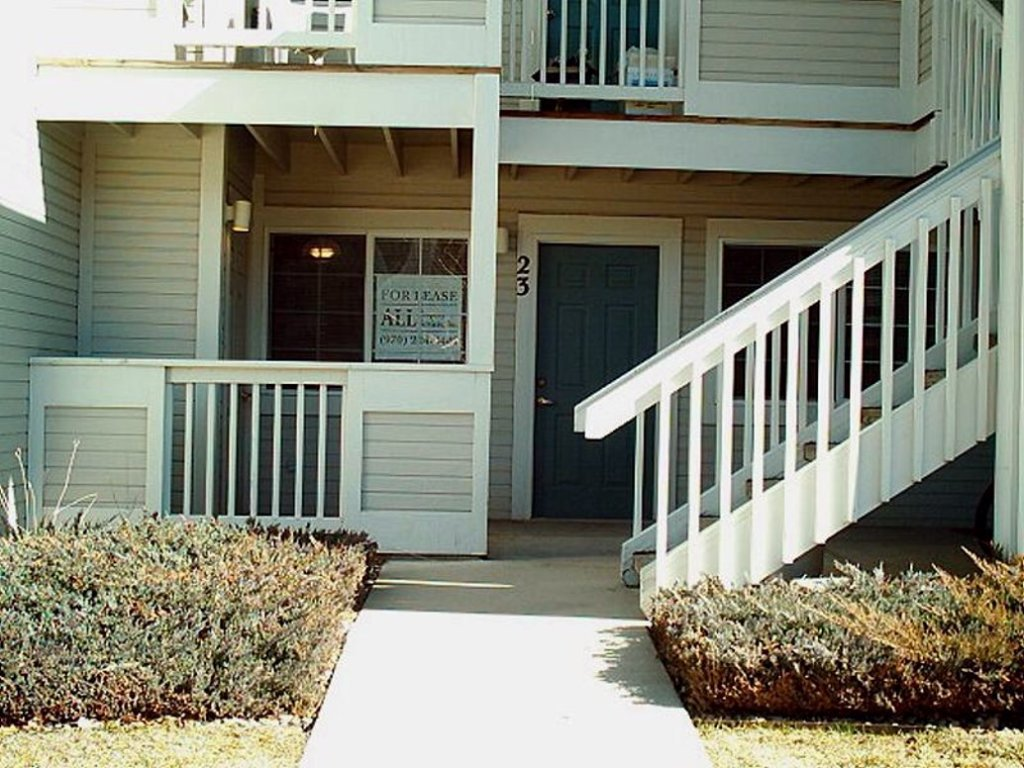 Fort Collins Condo for Rent – 1225 W. Prospect Rd. #Q23