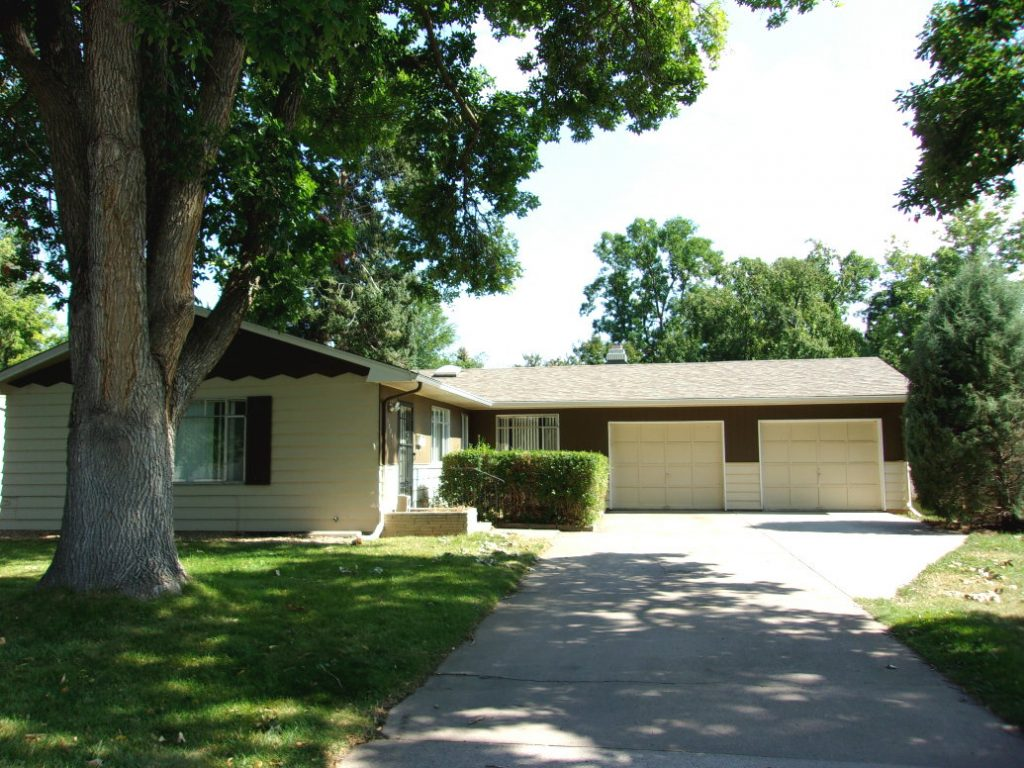 Fort Collins House for Rent – 1324 Green St.