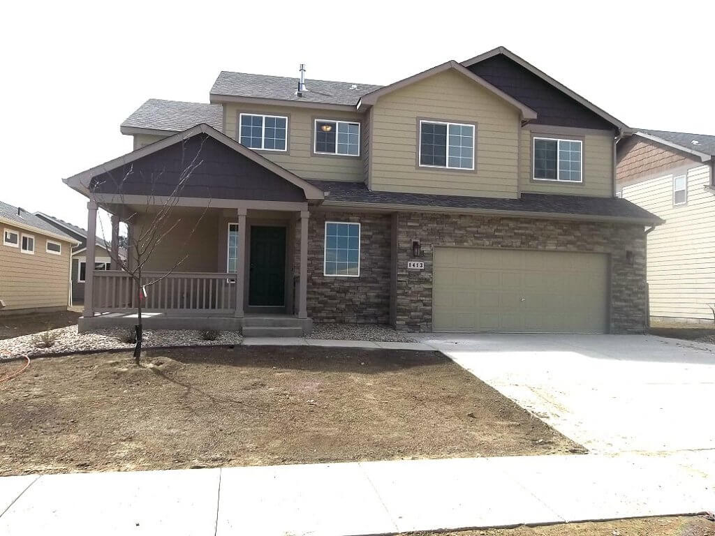 Berthoud House for Rent – 1413 Woodcock St.
