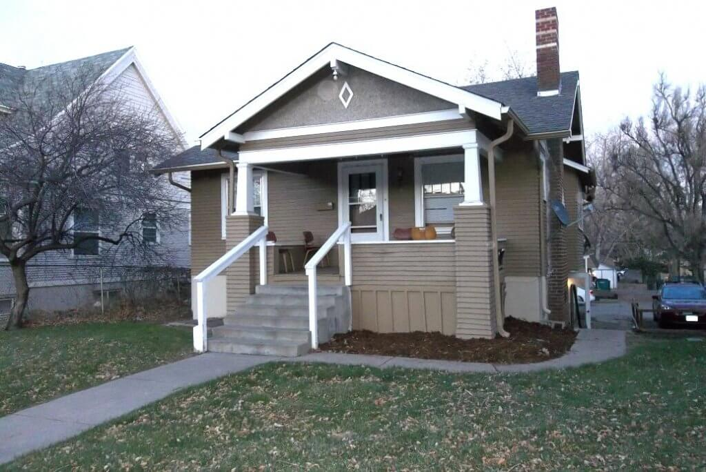 Greeley Duplex for Rent – 1912 8th Ave., Unit A