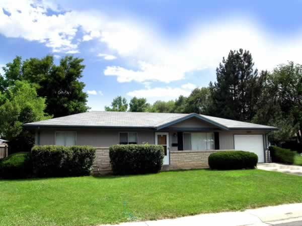 Fort Collins House for Rent – 1352 Fairview Drive