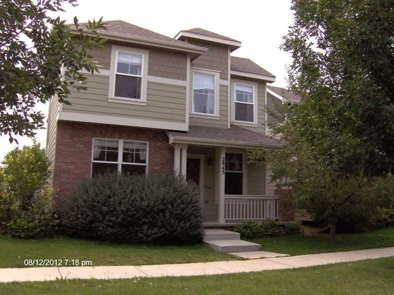 Fort Collins House for Rent – 2845 Rock Creek Dr.