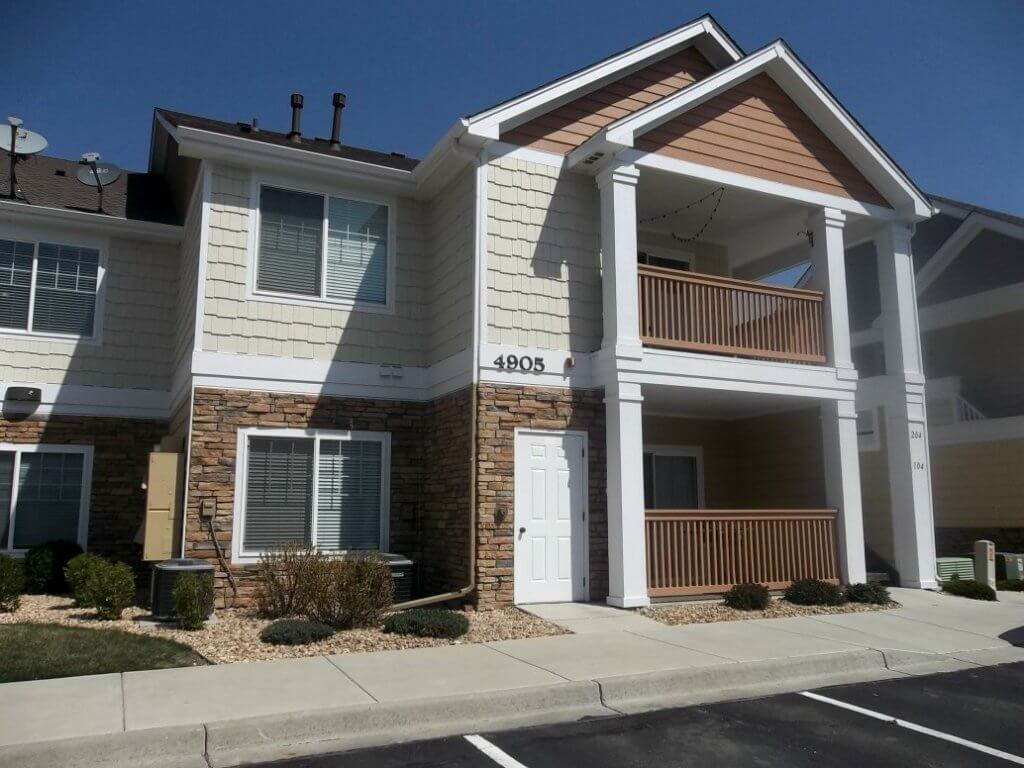 Loveland Condo for Rent – 4905 Hahns Peak Dr. #202