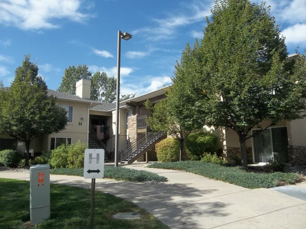 Fort Collins Condo for Rent – 6675 S. Lemay Ave #H3