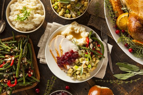thanksgiving for small groups