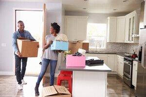 moving into your condo moving checklist