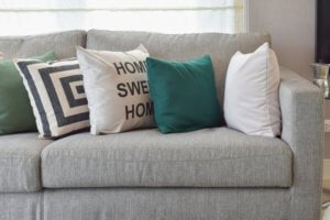 furnishing an apartment on a budget
